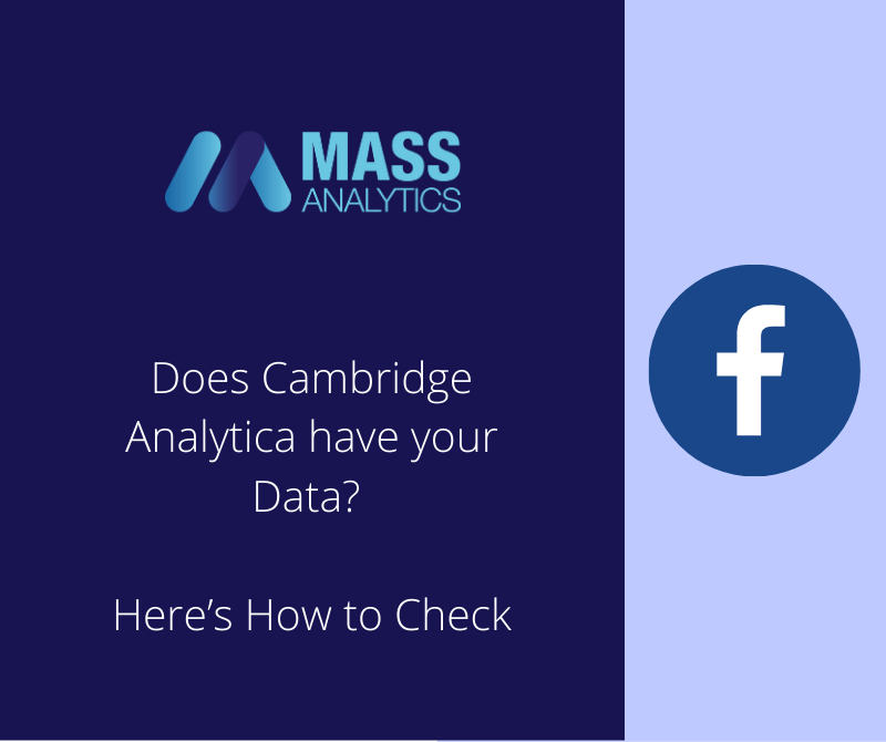 Does Cambridge Analytica have your Data? Here's how to Check