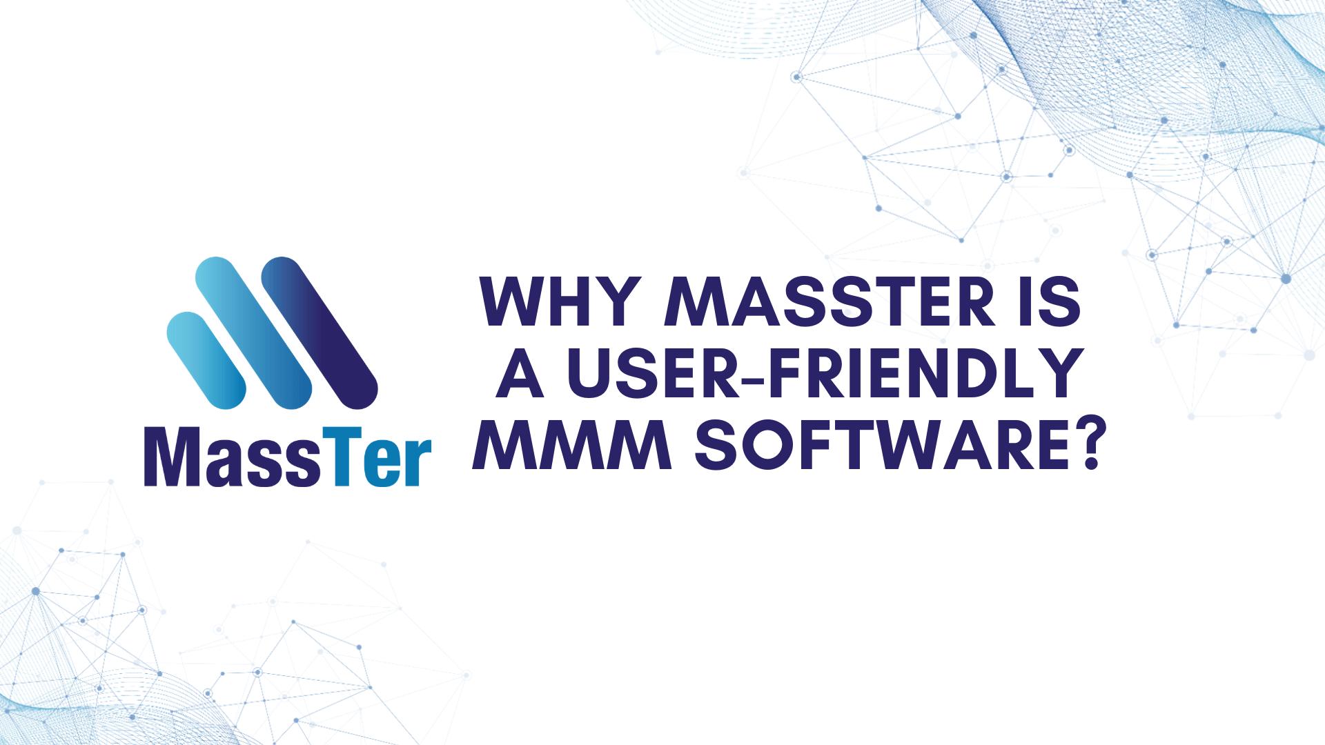 User-Friendly MMM Software